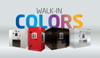 walk-in colors