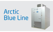 Walk-in Blue line