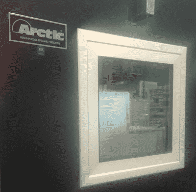 Arctic walk-in coolers