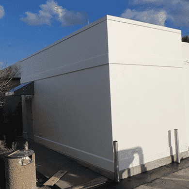 Arctic Warehouse and Large Application walk-in coolers