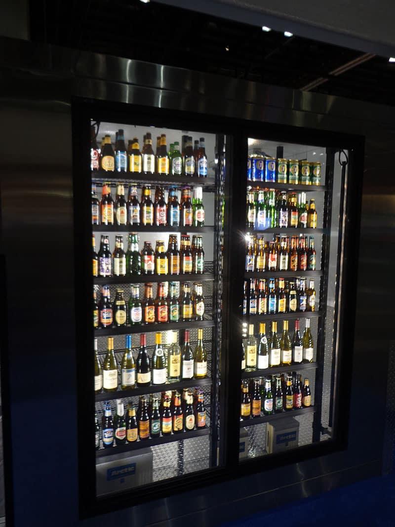 Arctic Walk-In Coolers and Freezers- Beer Cooler