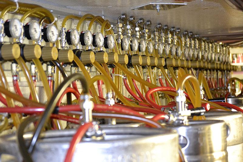 Arctic Walk-In Coolers and Freezers- Beer Kegs 2