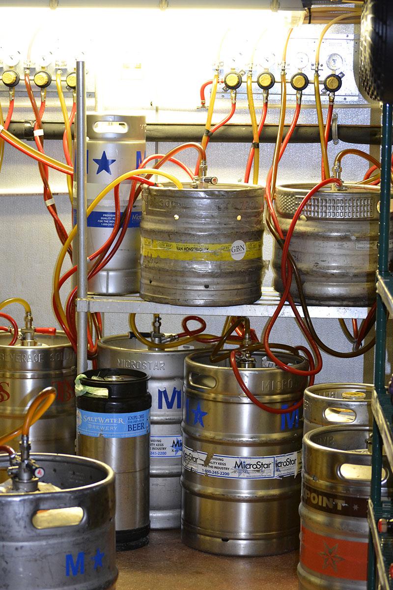 Arctic Walk-In Coolers and Freezers- Beer Kegs