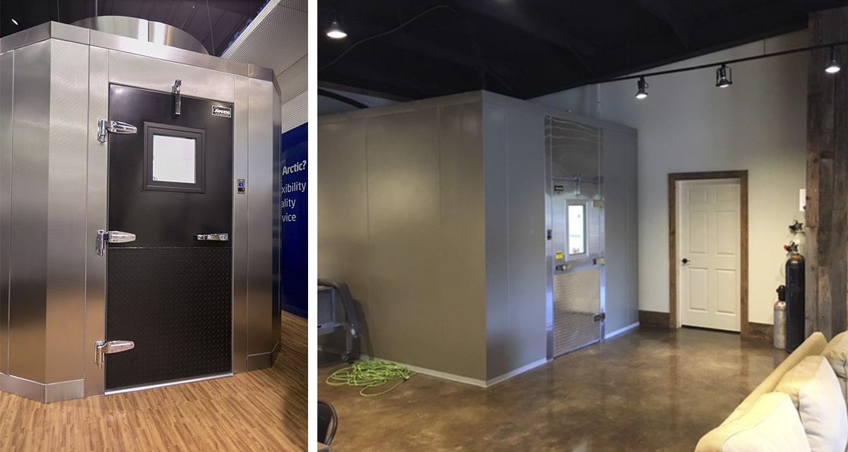 Walk-In refrigerator