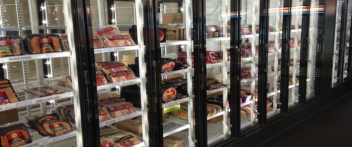 arctic foodservice Walk-In cooler