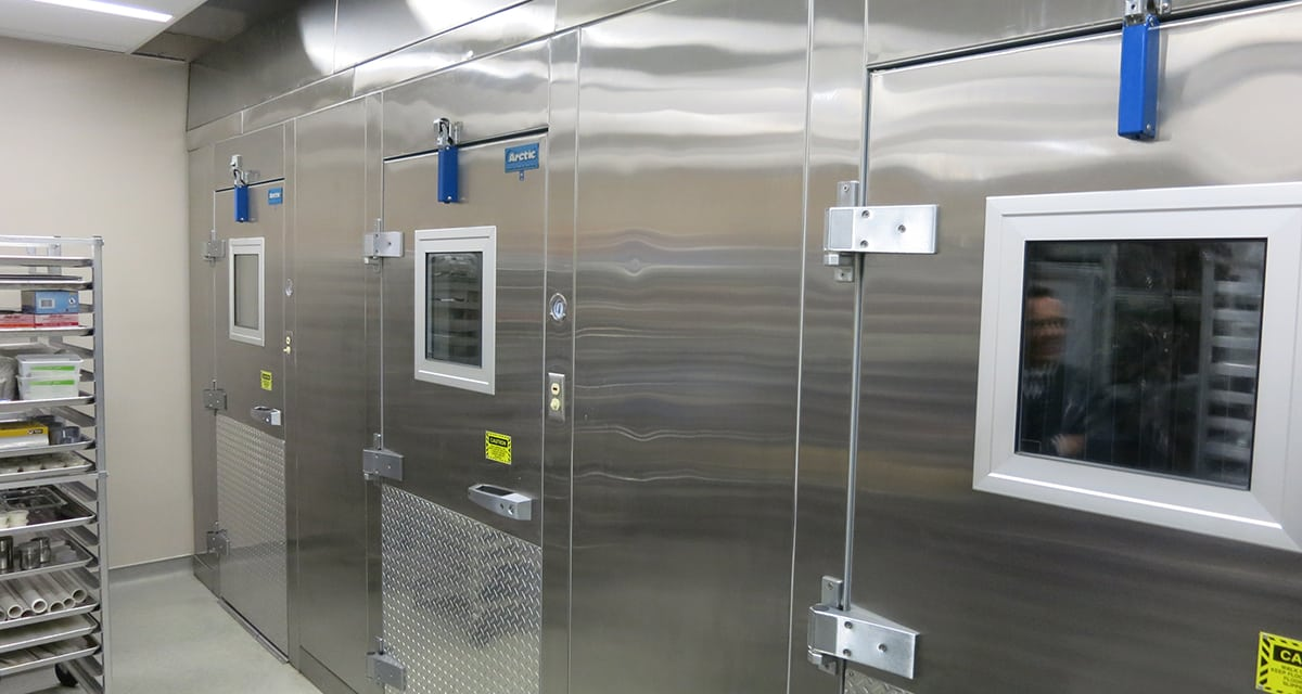 foodservice Walk-In freezer