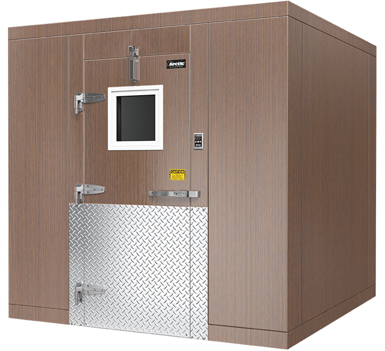 signature series arctic walk-in cooler