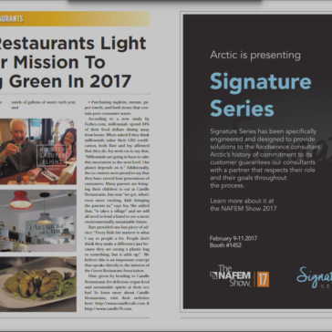 Signature Series Ad- Total Food Service