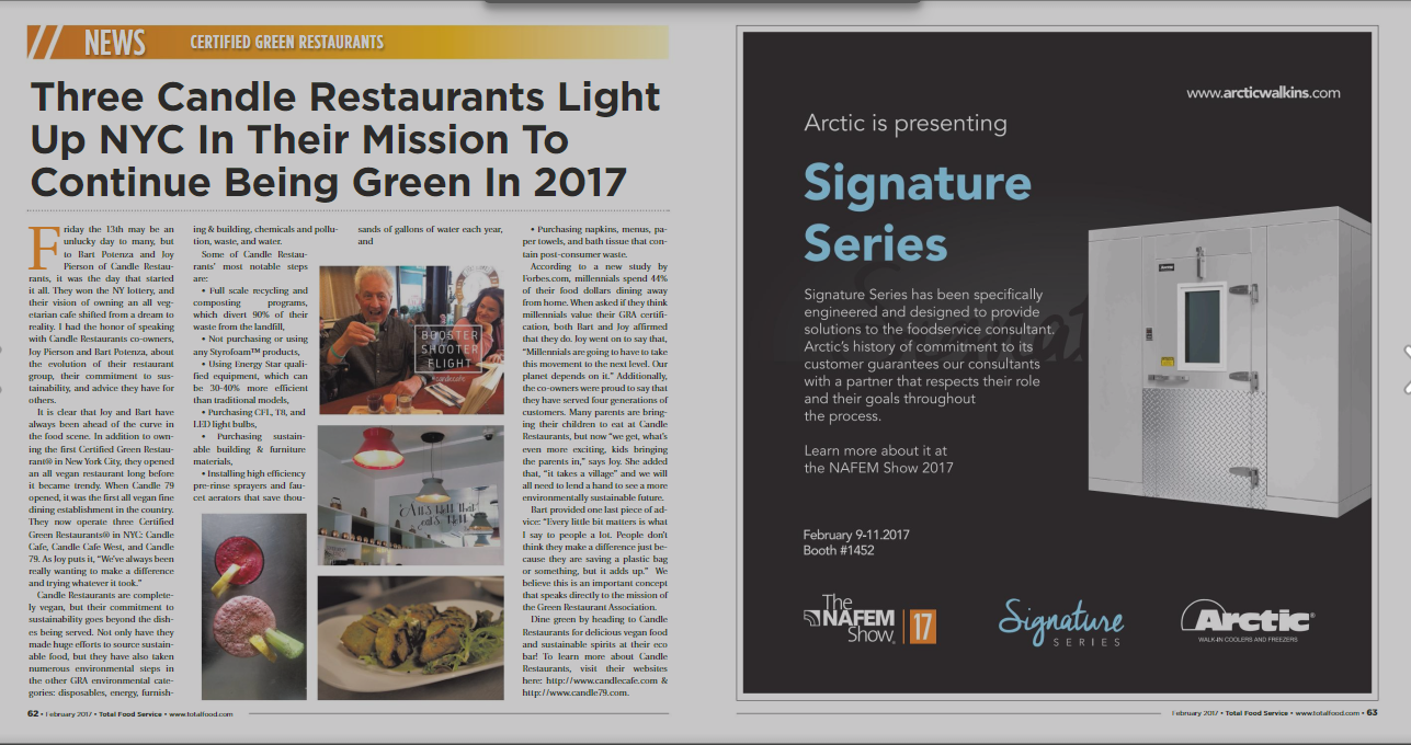 6 Signature Series Ad- Total Food Service