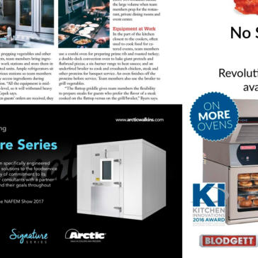 Signature Series Ad- Foodservice Equipment & Supplies