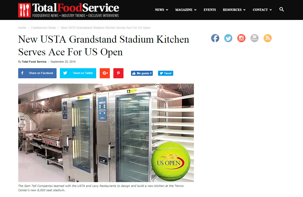 Sin-título-1-1 New USTA Grandstand Stadium Kitchen Serves Ace for US Open- Total Food Service
