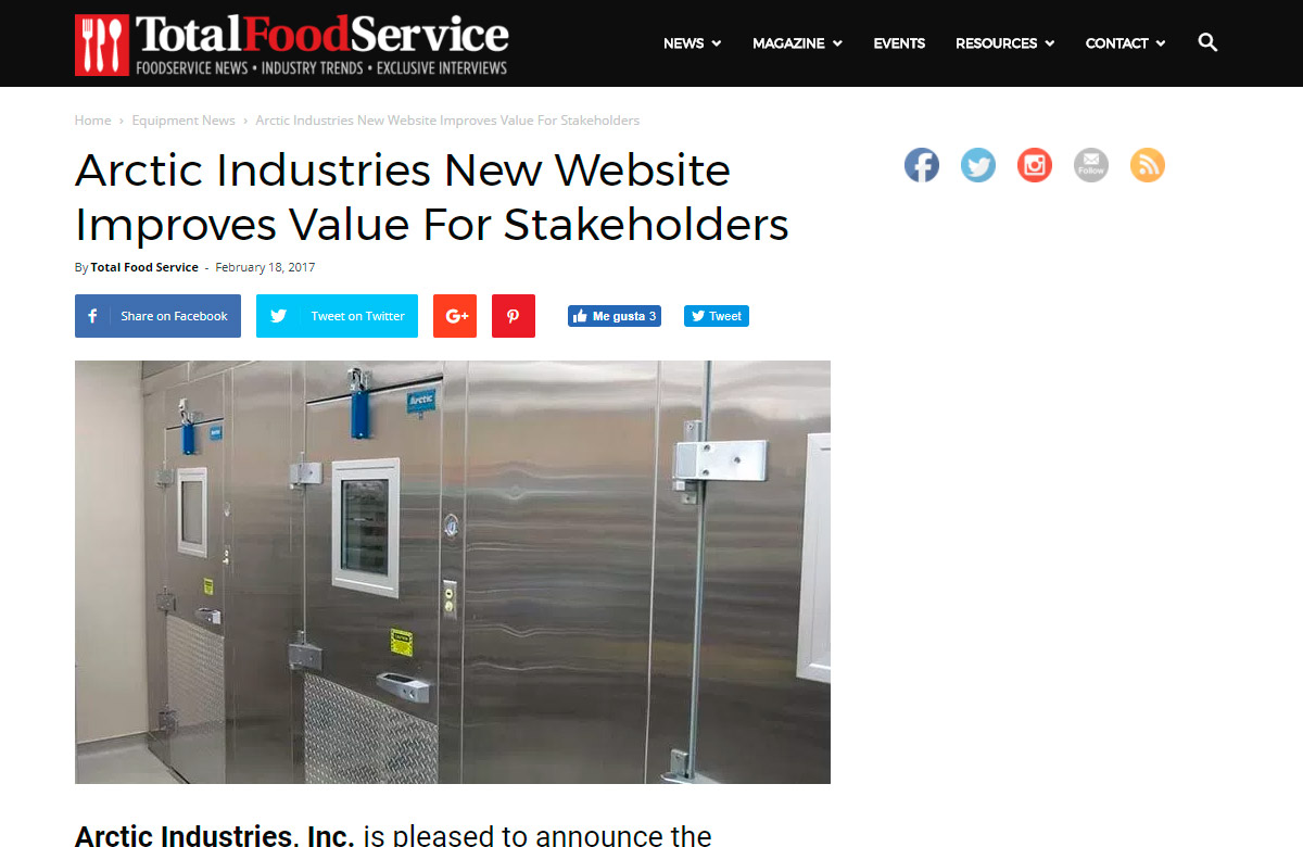 Sin-título-1-3 Arctic Industries New Website Improves Value for Stakeholders -Total Food Service