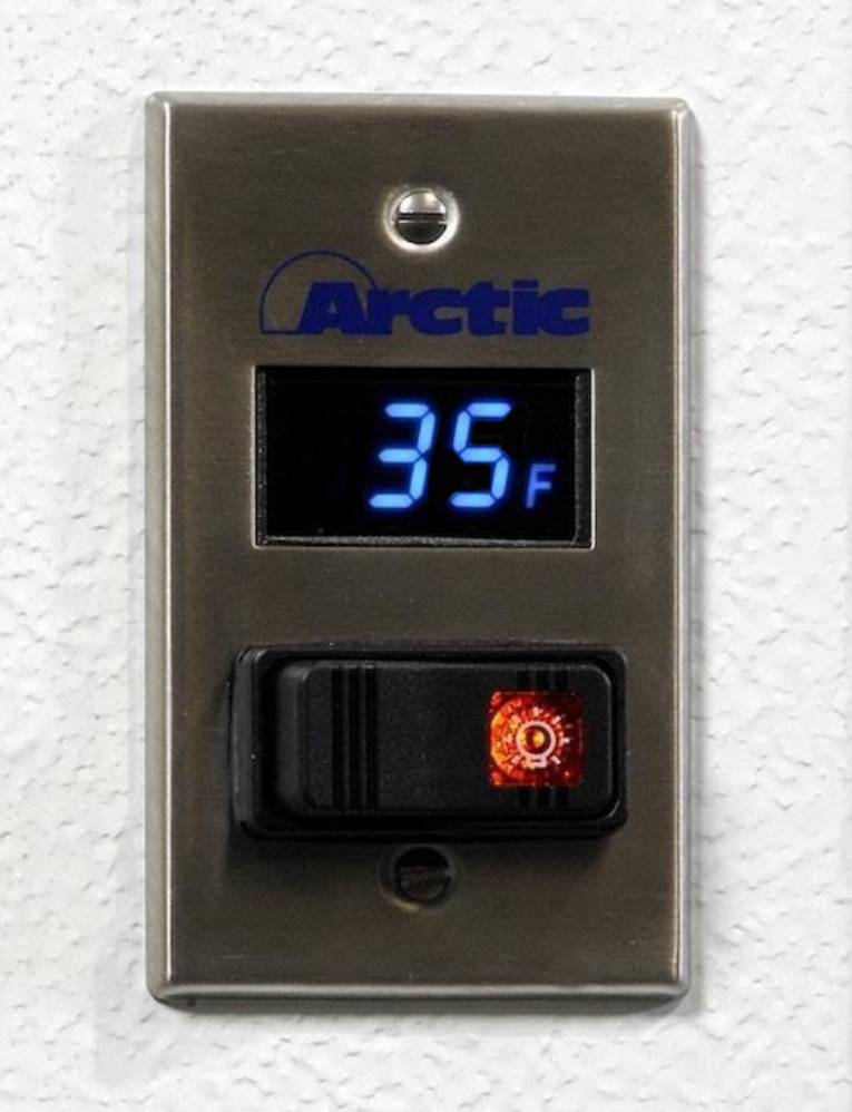 walk-in thermometer
